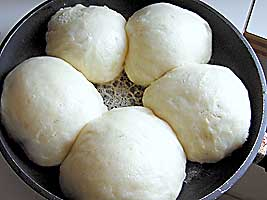 Dampfnudels